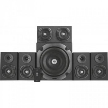 Акустична система Trust Vigor 5.1 Surround Speaker System Black (22236)