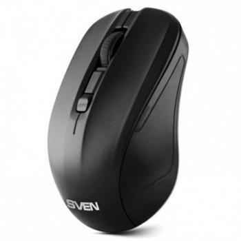 Миша бездротова Sven RX-270W Black USB