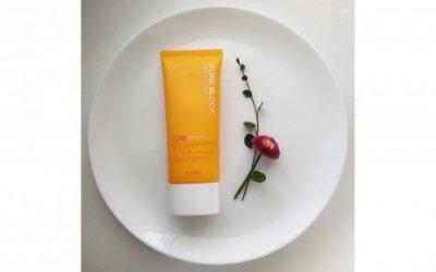Солнцезащитное средство A'PIEU Pure Block Natural Daily Sun Cream SPF45/PA+++ (SW0000443)