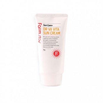 Солнцезащитное средство FarmStay Dr.V8 Vita Sun Cream (SW0000409)