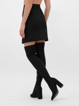 Юбка Fashion Up YUB-1076A Черная