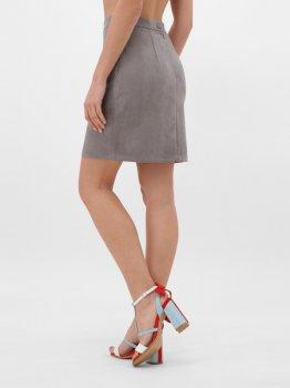 Спідниця Fashion Up YUB-1078A Сіра