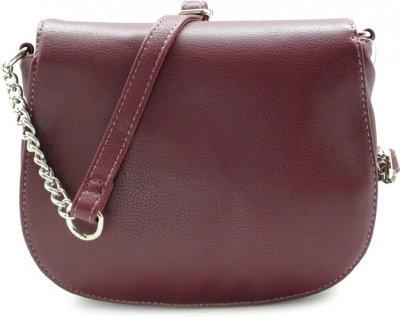 Женская сумка David Jones 7771856 Бордовая (1000007771856)