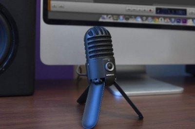 Микрофон профессиональный Samson Meteor Black