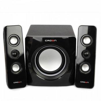 Акустична система CROWN CMS-3710 Black