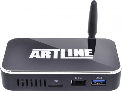 ARTLINE TvBox KMX3 4/32GB + Пульт AirMouse Voice Control G20s в подарок!