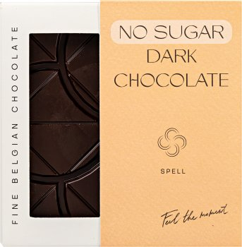 Шоколад Spell темный без сахара 70 г (4820207310988)