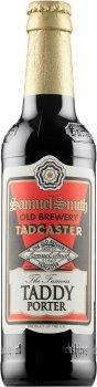 Упаковка пива Samuel Smith Famous Taddy Porter темное фильтрованное 5% 0.355 л х 24 шт (5010149200808)