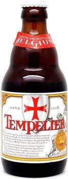 Упаковка пива Corsendonk Tempelier янтарное нефильтрованное 6% 0.33 л х 24 шт (5411491004395)