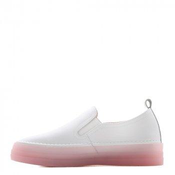 Сліпони жіночі Prego 21243 колір білий розмір (T.GU ТО/19/P315-47-30/01)