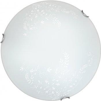 Світильник настінно-стельовий Декора Лаура 24160 білий (DE-48427)