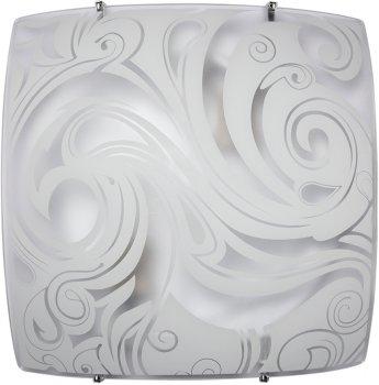 Світильник настінно-стельовий Декора Зеус 15322 білий (DE-48565)