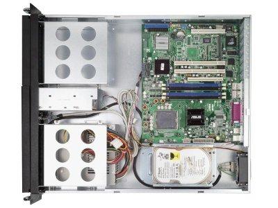Серверний корпус RMC-3S-0-2 AIC чорний