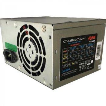 Блок питания CASECOM 400W (CM 400S-8 ATX)