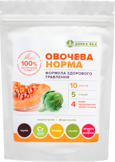 Біодомішка Добра Їжа Овочева норма 150 г (99100736101)