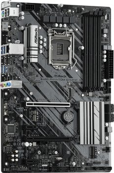 Материнська плата ASRock B460 Phantom Gaming 4 (s1200, Intel B460, PCI-Ex16)