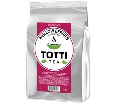 Чай фруктовый рассыпной ТОТТІ Tea Сочные Ягоды 250 г