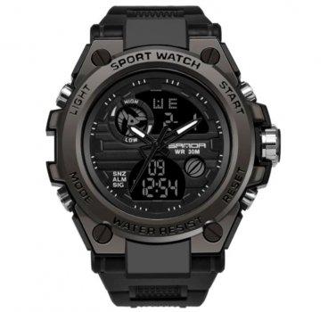 Чоловічі Спортивні наручний годинник Sanda Tattoo