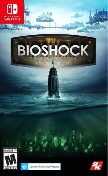 Игра BioShock Collection для Nintendo Switch (картридж, Russian version)