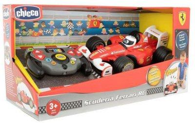 Машинка на радіокеруванні Chicco Ferrari F1 (09528.00)