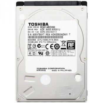 Жорсткий диск Toshiba 500GB 5400rpm 8MB MQ01ABD050V 2.5 SATA