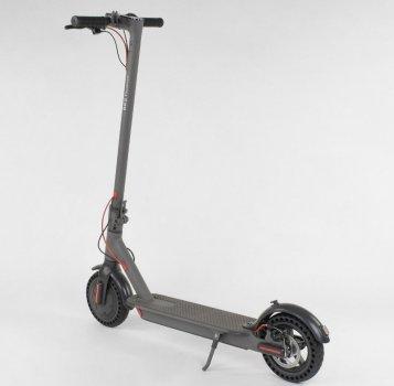 Електросамокат Best Scooter SD - 2205 сірий