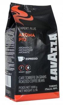 Кава в зернах Lavazza Expert Plus Aroma Piu 1 кг (8000070029637)