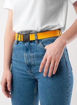 Ремень (пояс) унисекс BEZET 1077 120 см Yellow (ROZ6400006670)