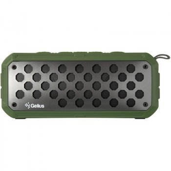 Акустична система Bluetooth Gelius Pro Duster GP-BS520 Green