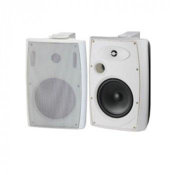 """Настінний динамік L-Frank Audio HYB125-5TAW 5,25"""", 7,5-30Вт, 100В, білий"""
