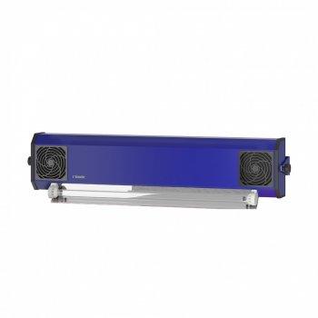УФ-С стерилизатор воздуха PROFI 102 RHODE (фиолетовый)
