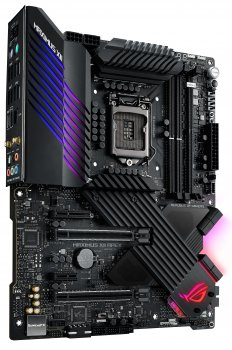 Материнская плата Asus ROG Maximus XII Apex (s1200, Intel Z490, PCI-Ex16)
