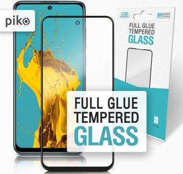 Захисне скло Piko Full Glue для Xiaomi Redmi Note 9 Black (1283126502736)