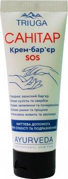 Крем для рук Triuga Санитар SOS Аюрведический 75 мл (4820164640920)