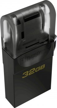 Kingston DataTraveller MicroDuo 3 Gen2 32GB (DTDUO3G2/32GB)