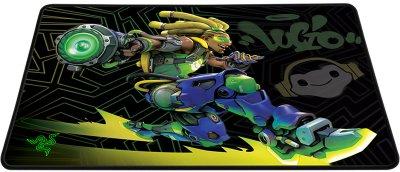 Игровая поверхность Razer Goliathus Overwatch Lucio Edition Medium Speed (RZ02-02930200-R3M1)