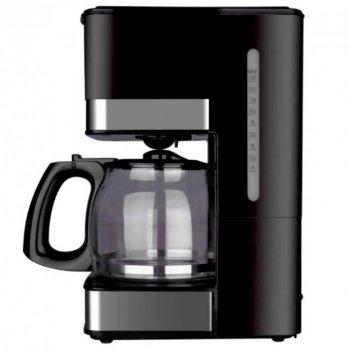 Кофеварка DSP KA-3024 капельная 800 Вт чаша 1.2 л выключатель с подсветкой Черная (11075)