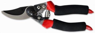 Секатор Technics 215мм, d зрізу 20мм, косий зріз, погумовані ручки ( 71-005 )