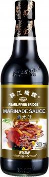 Соус для маринада Pearl River Bridge натурального брожения 300 мл (6947593018347)