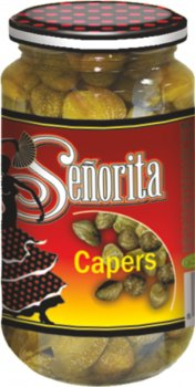 Каперсы Señorita 250 г (8436024294231)