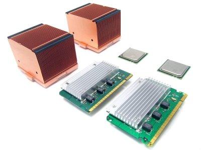 Процессор для сервера HP DL585 Gen5/Gen6 Six-Core AMD Opteron 8439SE Kit (539847-B21)