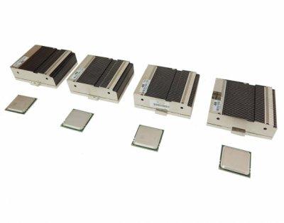 Процесор для сервера HP DL785 Gen5 Quad-Core AMD Opteron 8376HE Kit (515101-B21)