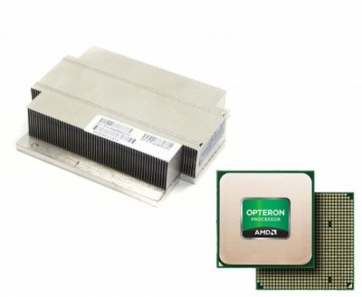 Процесор для сервера HP DL365 Gen5 Quad-Core AMD Opteron 2382 Kit (510150-B21)