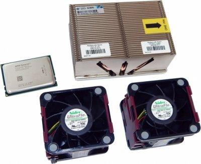 Процесор для сервера HP DL385 Gen7 Eight-Core AMD Opteron 6134 Kit (585328-B21)