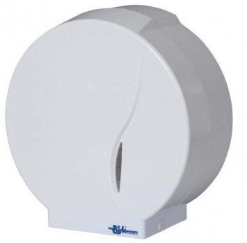 Тримач для туалетного паперу BISK Jumbo-P1 00399 білий