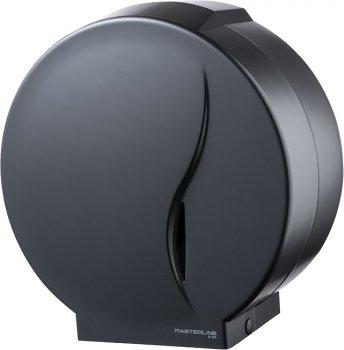 Тримач для туалетного паперу BISK Jumbo-P4 07236 чорний