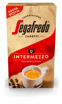 Кава мелена Segafredo Intermezzo 225 г (8003410247975)