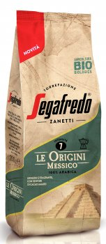 Кофе молотый Segafredo Le Origini Messico 200 г (8003410248521)