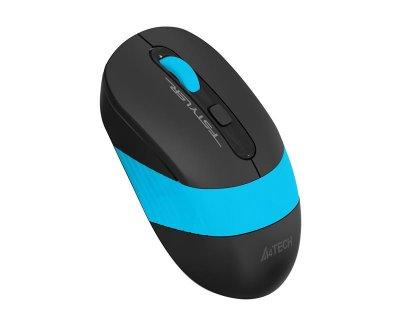 Миша бездротова A4Tech FG10S Blue/Black USB
