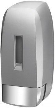 Дозатор для рідкого мила BISK K2 02276 500 мл сріблястий